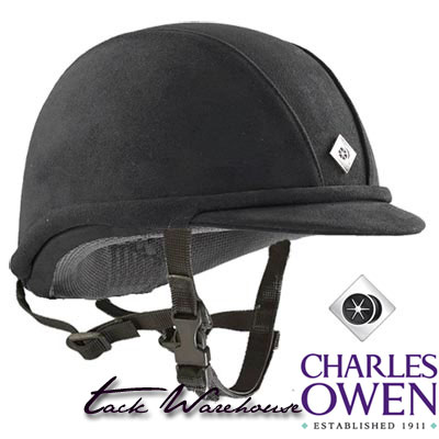 Charles Owen Riding Helmets & Eventing Vests